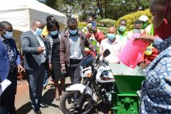 launch-of-motorbike-pulper-machine